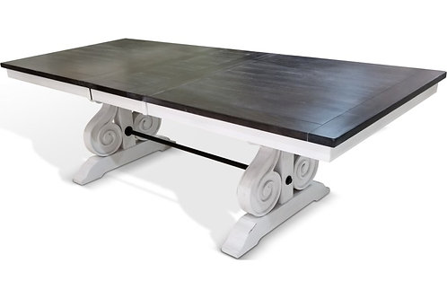 Abigail Trestle Dining Table