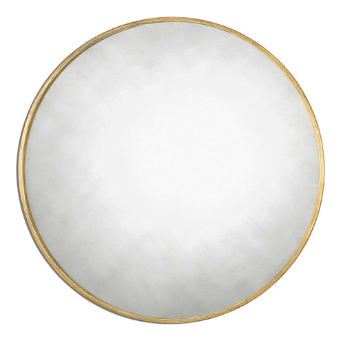 June Round Mirror