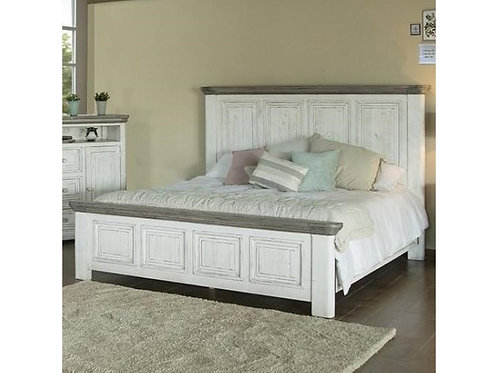 Layla Wood Bed