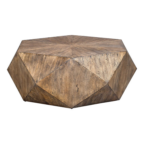 Volk Honey Coffee Table