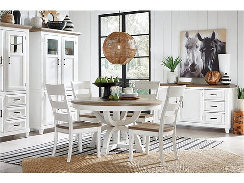 Hutchinson Round Dining Collection