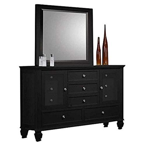 Glenmore Black Dresser