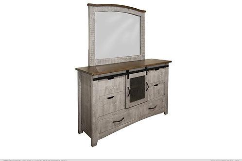 Stella Grey Dresser