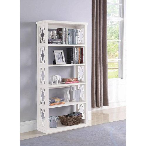 Mia White Bookshelf