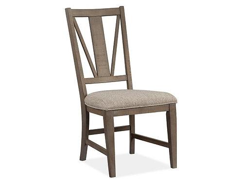 Helena Grey Dining Chair
