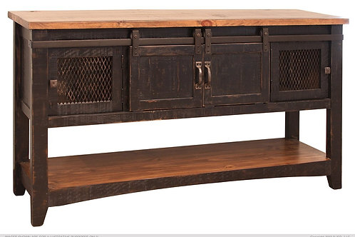 Stella Black Sofa Table