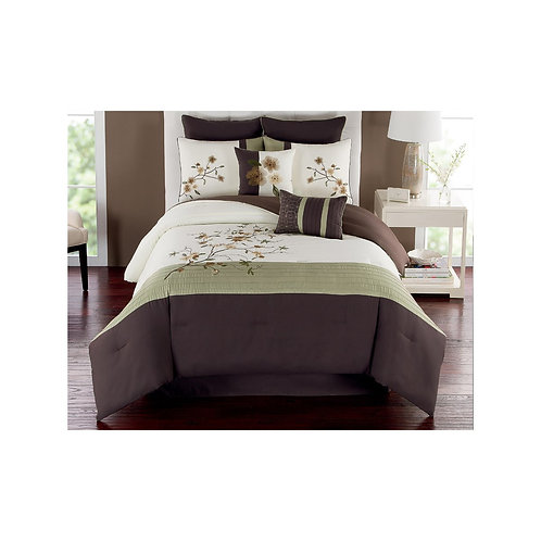 Cathy Green Bedding Collection