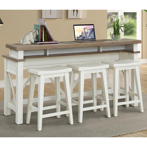 Amber White Sofa Counter