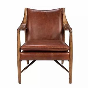 Kian Brown Accent Chair