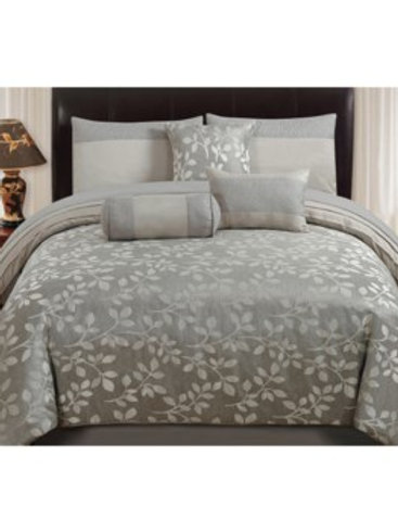 Silver Bedding Collection