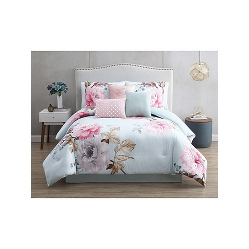 Rosie Blue Bedding Collection