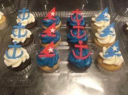 anchor cupcaakes