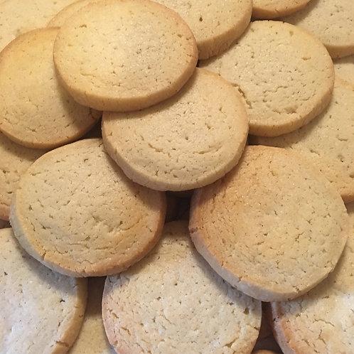 1/2 Pound Cream Cheese Vanilla Bean Cookies
