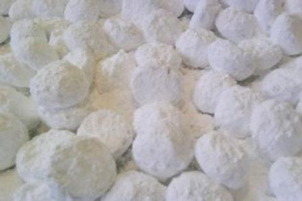 1/2 pound Pecan Snowballs