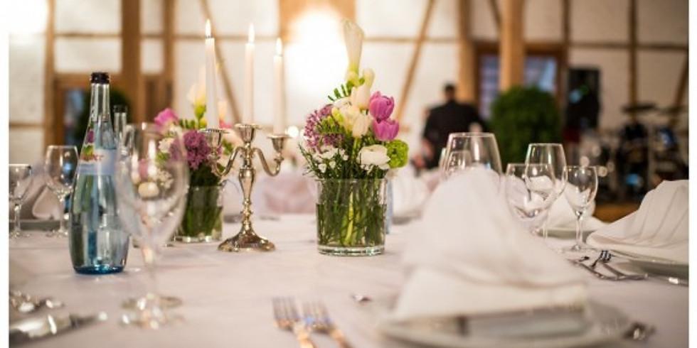 Hochzeitsmesse- Landgut Halsberg