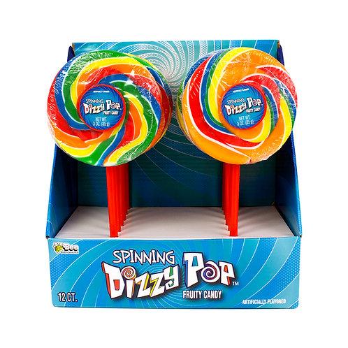 Spinning Dizzy Pops
