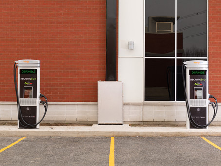 The Rise of EV and the Importance of Trademarks
