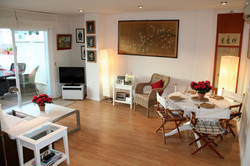 living:dining room