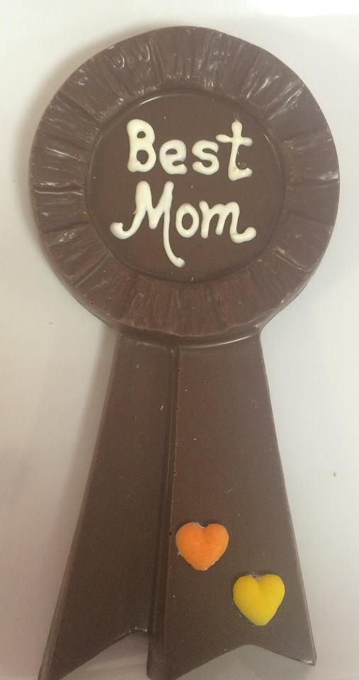 Best Mom Ribbon