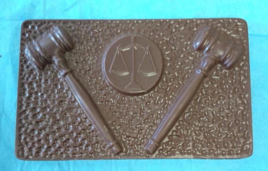 Lawyer Plaque