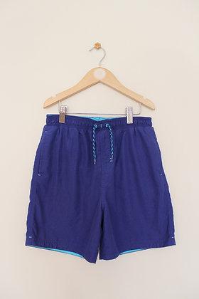 TU blue swimming shorts (age 11)