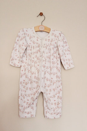 Kissy Kissy baby toy themed romper suit (age 6-9 months)