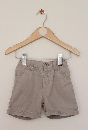 Matalan cotton beige shorts (age 6-9 months)