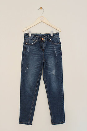 George distressed finish jeans (age 7-8)