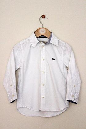 H&M long sleeved white shirt (age 2-3)