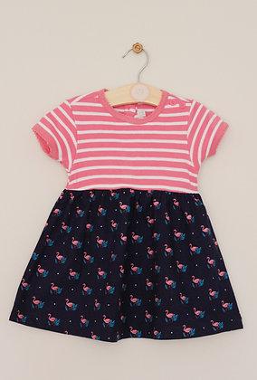 Jojo Maman Bebe mix and match dress (age 6-12 months)