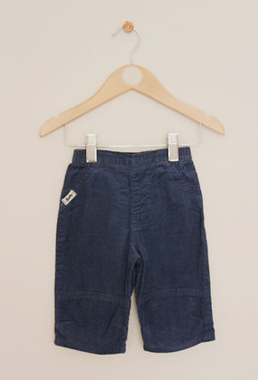 2 pairs of Cherokee cord trousers (age 3-6 months)
