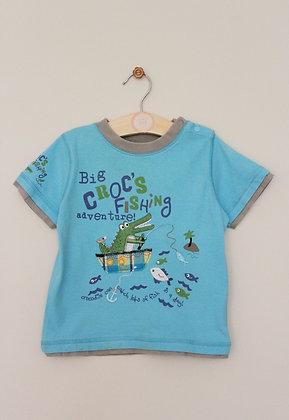 Pumpkin Patch 'Big Croc' t-shirt (age 24 months)