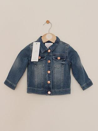 BNWT F&F denim jacket (age 9-12 months)