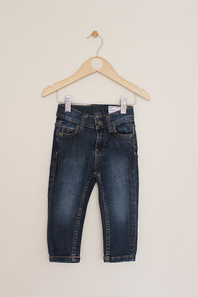 Polarn O. Pyret Robin jeans  (age 9-12 months)