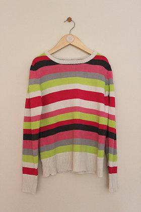 Oshkosh striped cotton jumper (age 10)