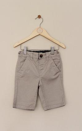 Bluezoo stone chino shorts (age 2-3)