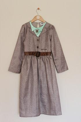 TU Roald Dahl Mrs Trunchbull costume (age 9-10)