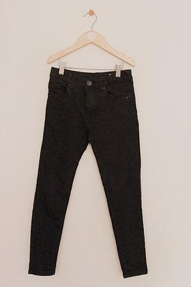 Denim365 (Peacocks) black denim super skinny jeans (age 8-9)