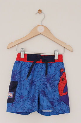 Primark Spiderman swimming shorts (age 2-3)