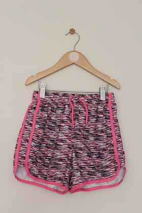TU polyester colour mash shorts (age 10)