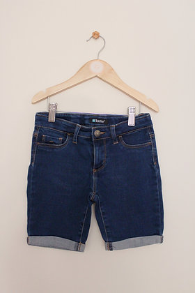 Tractor denim shorts (age 7)
