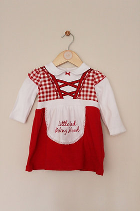 George Little Red Riding Hood outfit (age 6-9 months)