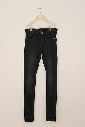 Next super skinny black jeans (age 12)