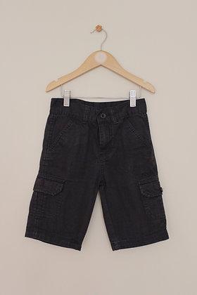 Trespass navy blue utility shorts (age 7-8)