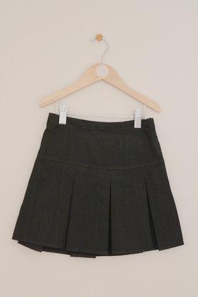 Next black pleated school skirt (age 7)