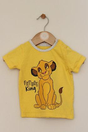 George Disney Lion King t-shirt (age 3-6 months)