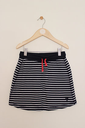 2 x George jersey pull on skirts (age 8-9)
