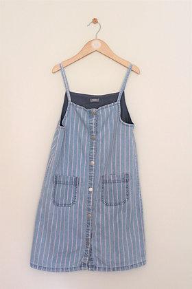 Next lightweight denim tunic sundress (age 10)