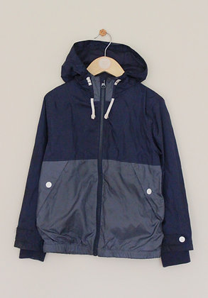 George jersey lined blue raincoat (age 5-6)