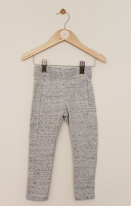 Mothercare grey marl thick leggings (age 2-3)